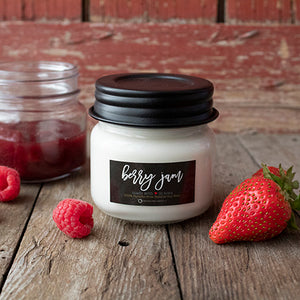 Farmhouse Mini Mason Jar 7oz