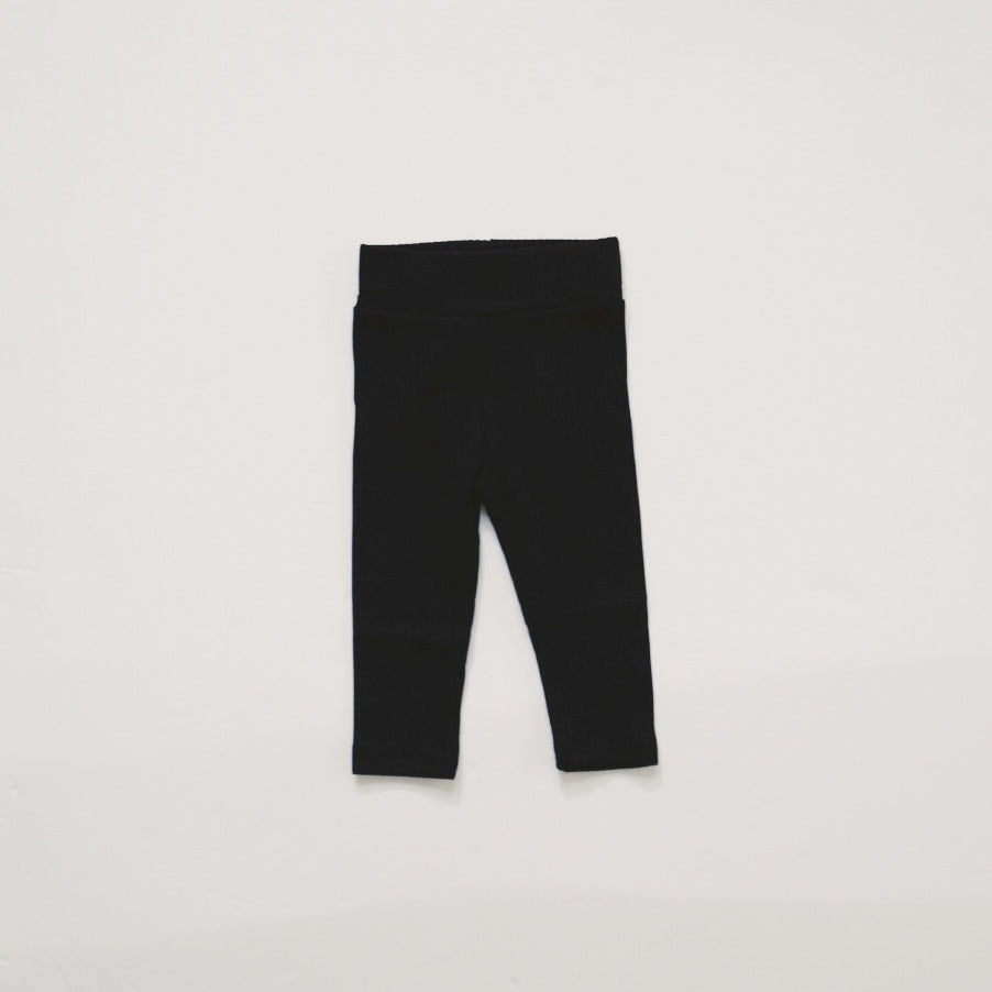 Baby/Toddler Ribbed Leggings