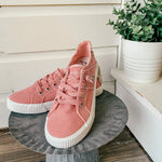 Blowfish Dust Pink Sneaker