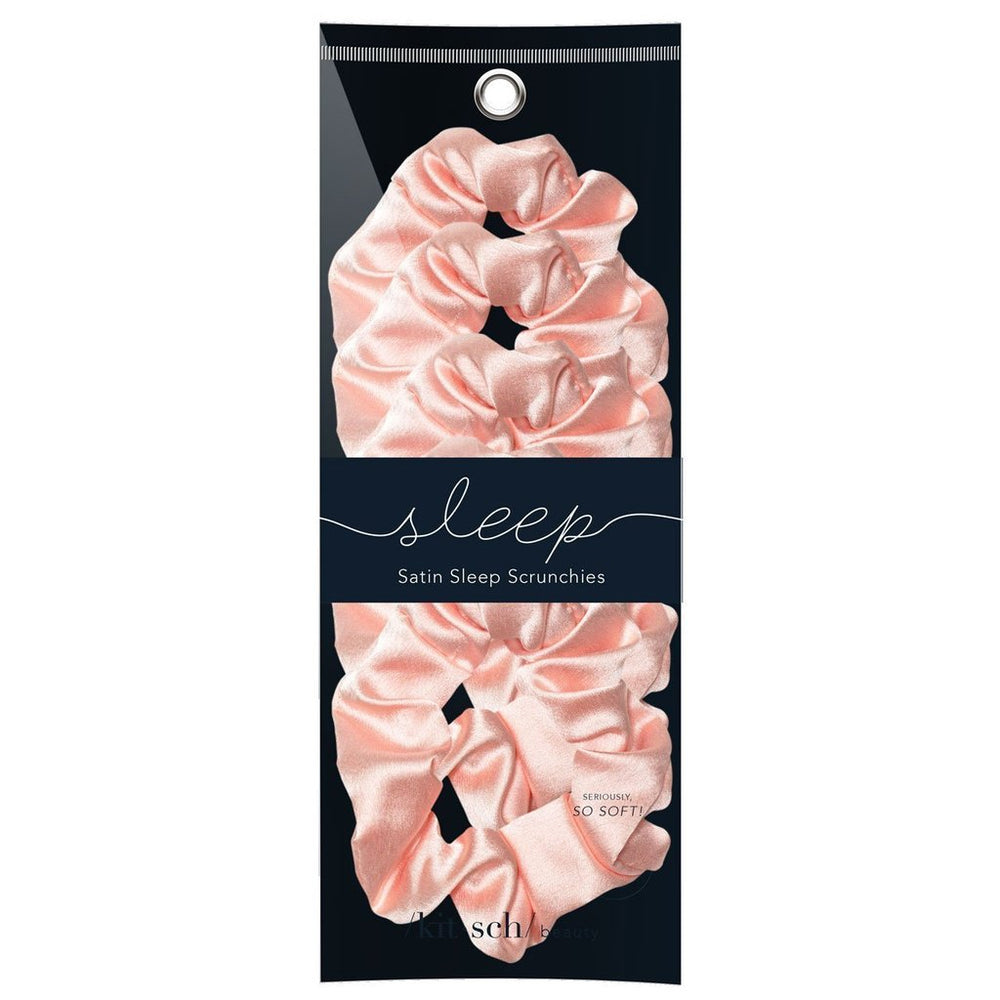 Load image into Gallery viewer, Satin Sleep Scrunchies
