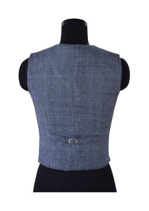 Patterned Classic Waistcoat