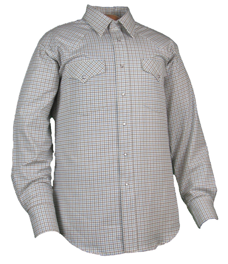 Made in USA Flying R Ranchwear Ruddock Shirts Snaps