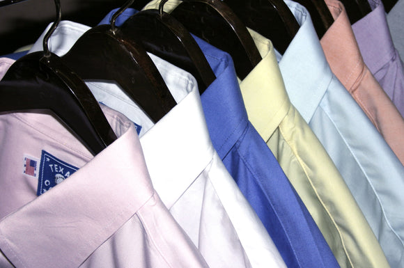 Custom Make Shirts - Made in the USA - Made just for you