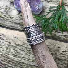 Load image into Gallery viewer, Sterling Silver Stacking Ring / Made to Order