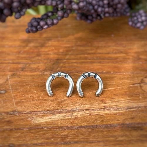 Horseshoe Studs / Made to Order