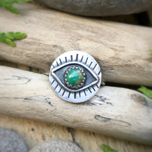 Eyeball Ring / Made to Order