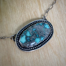 Load image into Gallery viewer, Classic Variscite Necklace / 18""
