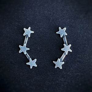 Constellation Ear Climbers / Made to Order