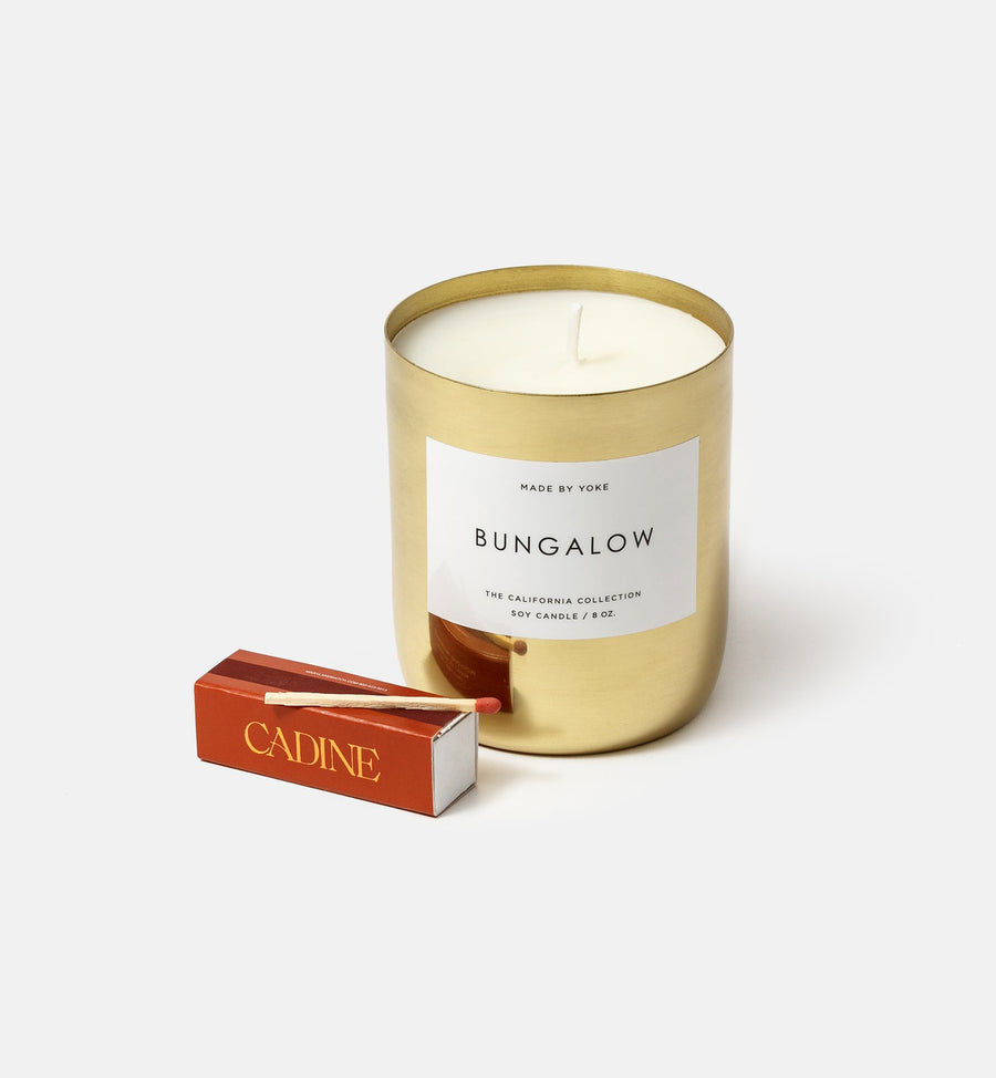 Candle - Bungalow