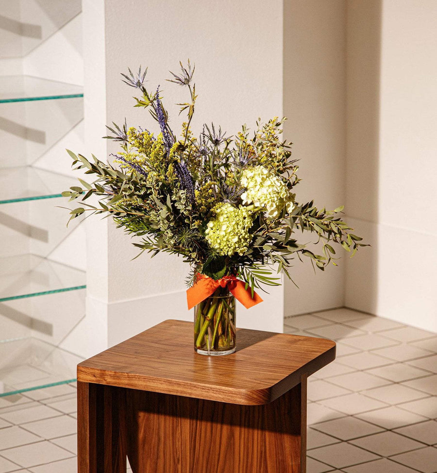 Fresh Floral Arrangement in Vase - Signature
