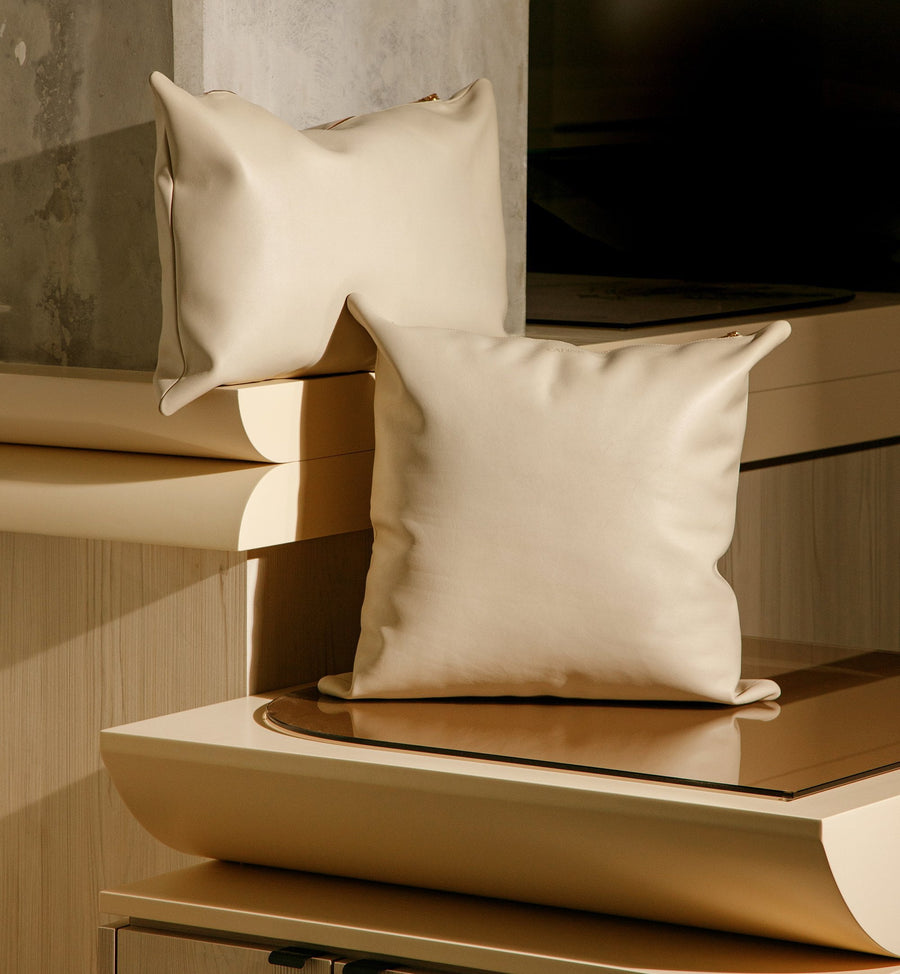 Cushion - Mist Leather