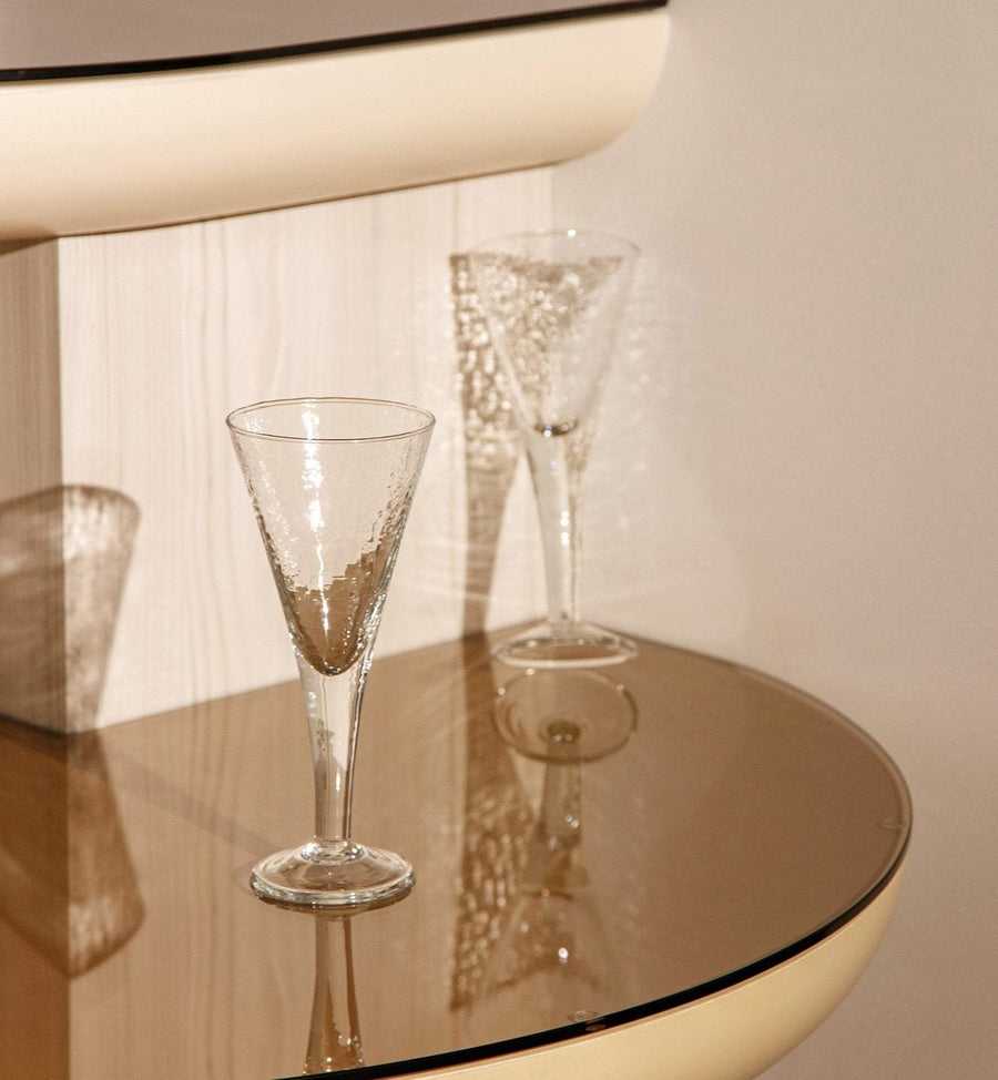 Celebrate Champagne Glass