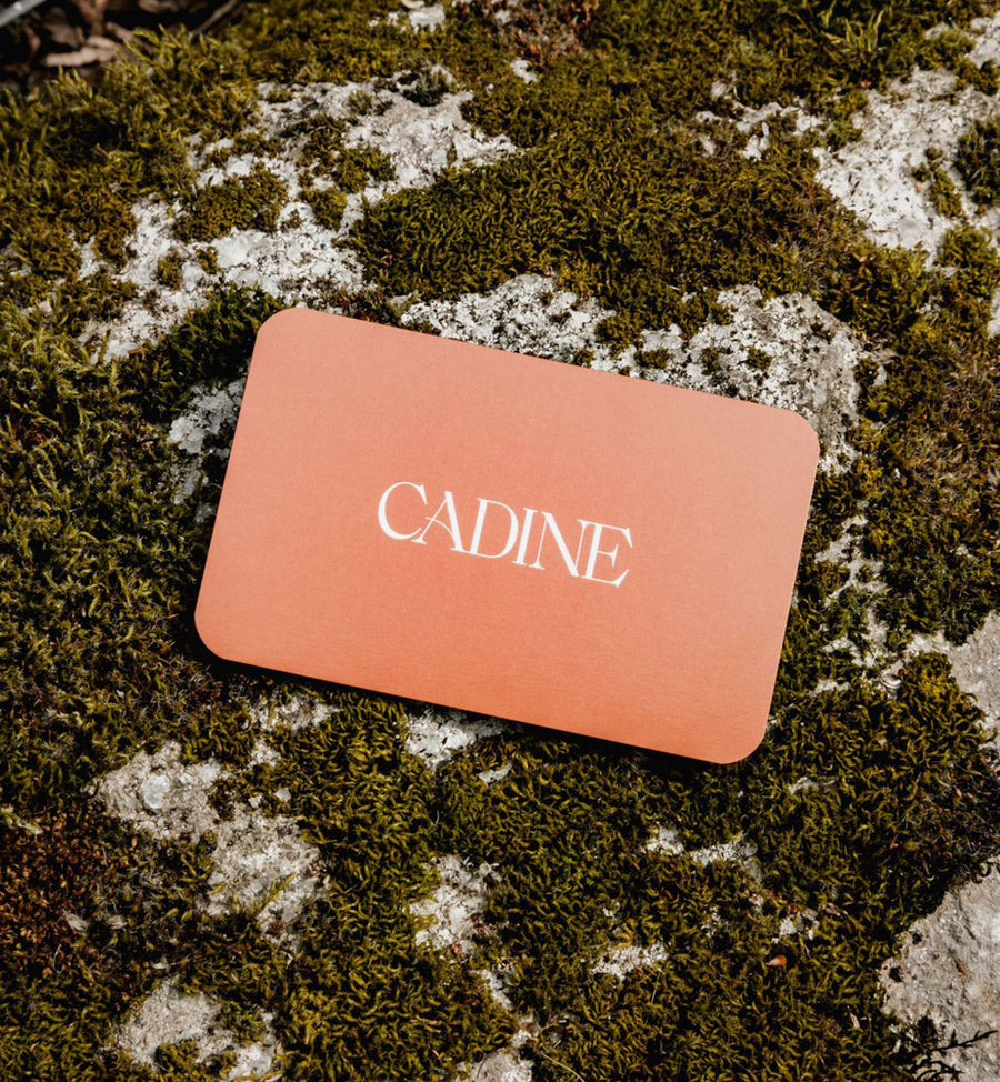 Cadine gift card