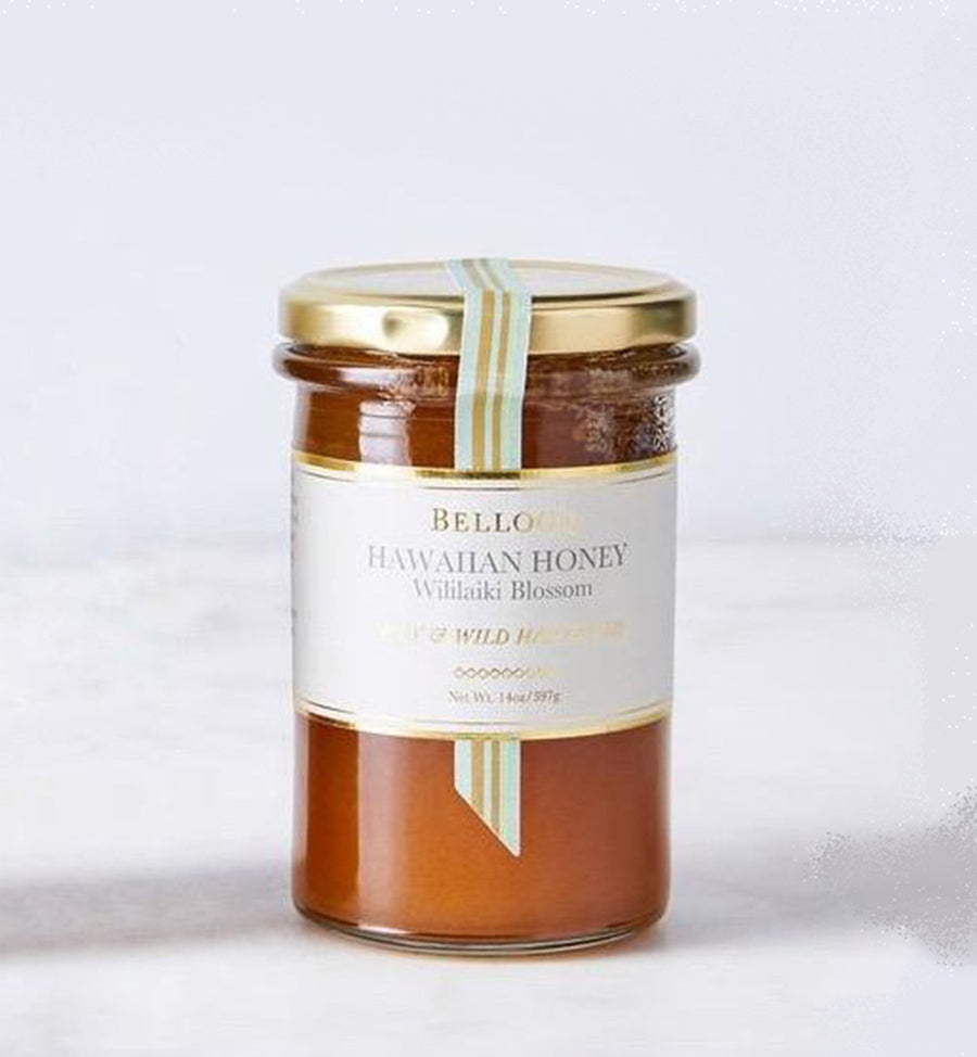 Organic Hawaiian Wililaiki Blossom Honey