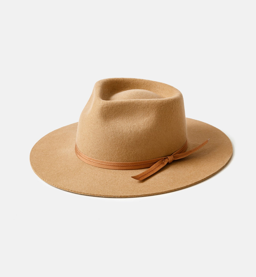 Zulu Hat - Teak Brown