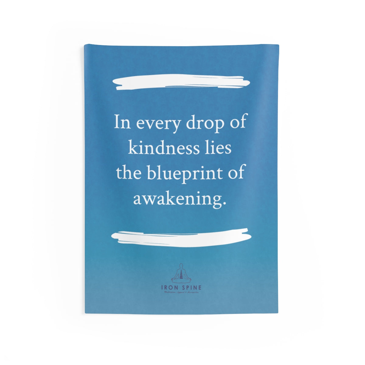 """In every drop of kindness lies the blueprint of awakening."""