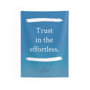"""Trust  in the effortless."""