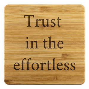 Trust in the effortless