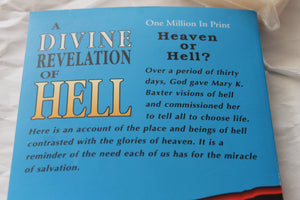 A Divine Revelation Of Hell + Soap Box