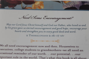 Encouraging Words For Women Devotional Box