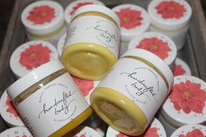 Handcrafted Whipped Body Butters