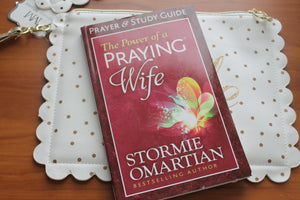 The Power Of A Praying Wife Prayer & Study Guide