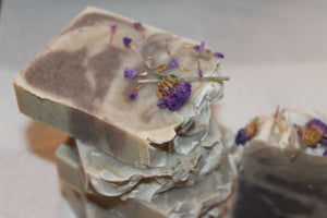 Handcrafted Herbal Lilac's Forget Me Not