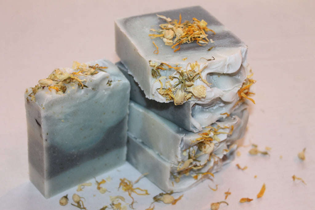 Handcrafted Herbal Indigo Clay & Jasmine (Pre-Order ships June 20th)