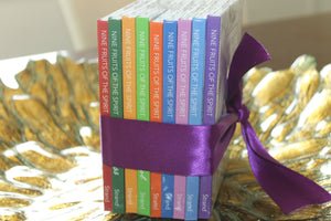 Fruit Of The Spirit Devotional Book Set