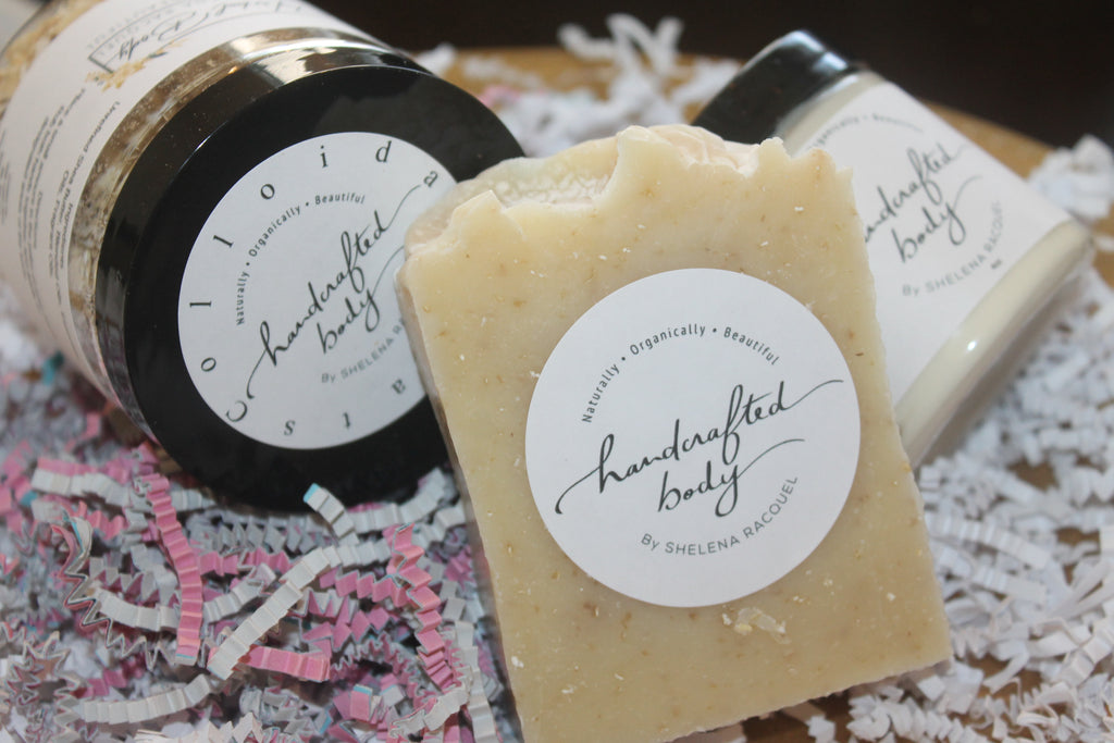 Oatmeal Soap Bundle Pack