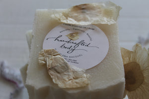 Handcrafted Herbal Ram In The Bush (Coconut Oil) Soap. (Pre-Order)