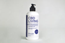 Load image into Gallery viewer, CBD Living Lotion Lavender 250mg