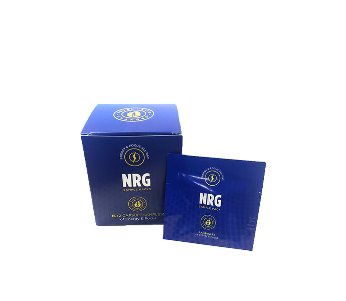 1 Week (6 Day) Sample Pack - Iaso® NRG