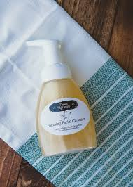 Foaming Hemp Facial Cleanser