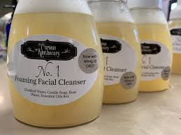 No. 1 Foaming Facial Cleanser With CBD