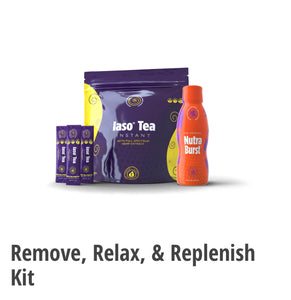 Remove, Relax, & Replenish Weightloss and Detox Kit