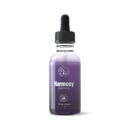 Harmony Drops with Full Spectrum Hemp Extract