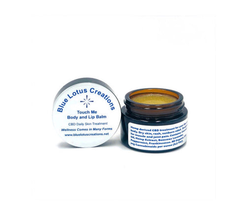 Touch Me Hemp CBD Topical 1oz
