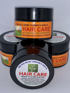 Natural Hair and Beard Care