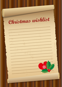 How to make a Wish List