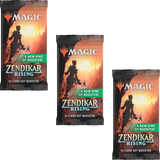 MTG Zendikar Rising 3x Set Booster Packs