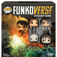 POP! Funkoverse Harry Potter Battle in the Wizarding World