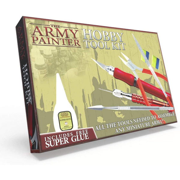 Army Painter Hobby Tool Kit