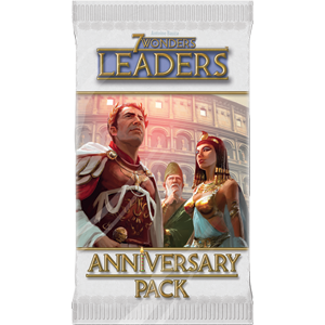 7 Wonders Leaders Anniversary Pack Expansion