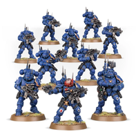 Warhammer 40K Space Marines Primaris Infiltrators