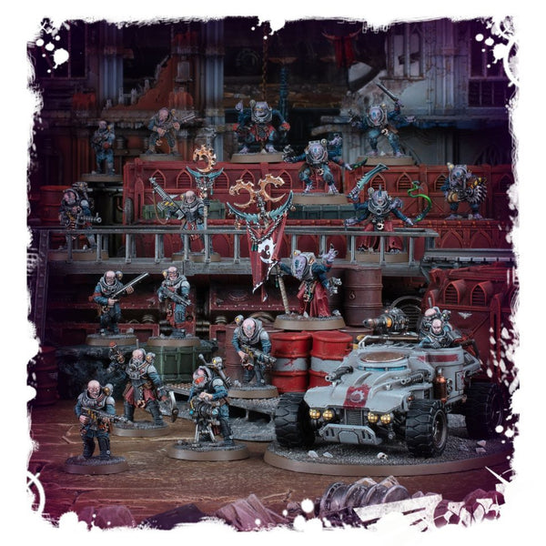 Warhammer 40K Start Collecting Genestealer Cults