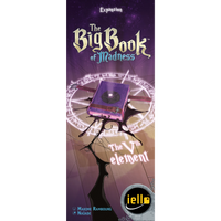 The Big Book of Madness: The Vth Element Expansion
