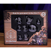 Critical Role Vox Machina Miniatures