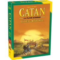 Catan Cities and Knights (5-6 Player)
