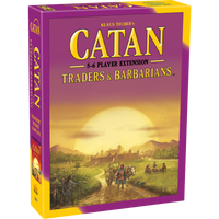 Catan Traders and Barbarians (5-6 Player)